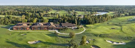 Overview of golf course named Golf Du Medoc Resort -  The Chateaux Course