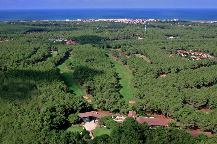Garden golf de lacanau ocean cover picture