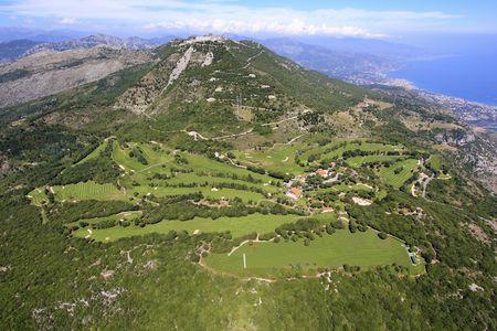 Monte-Carlo Golf Club Cover Picture