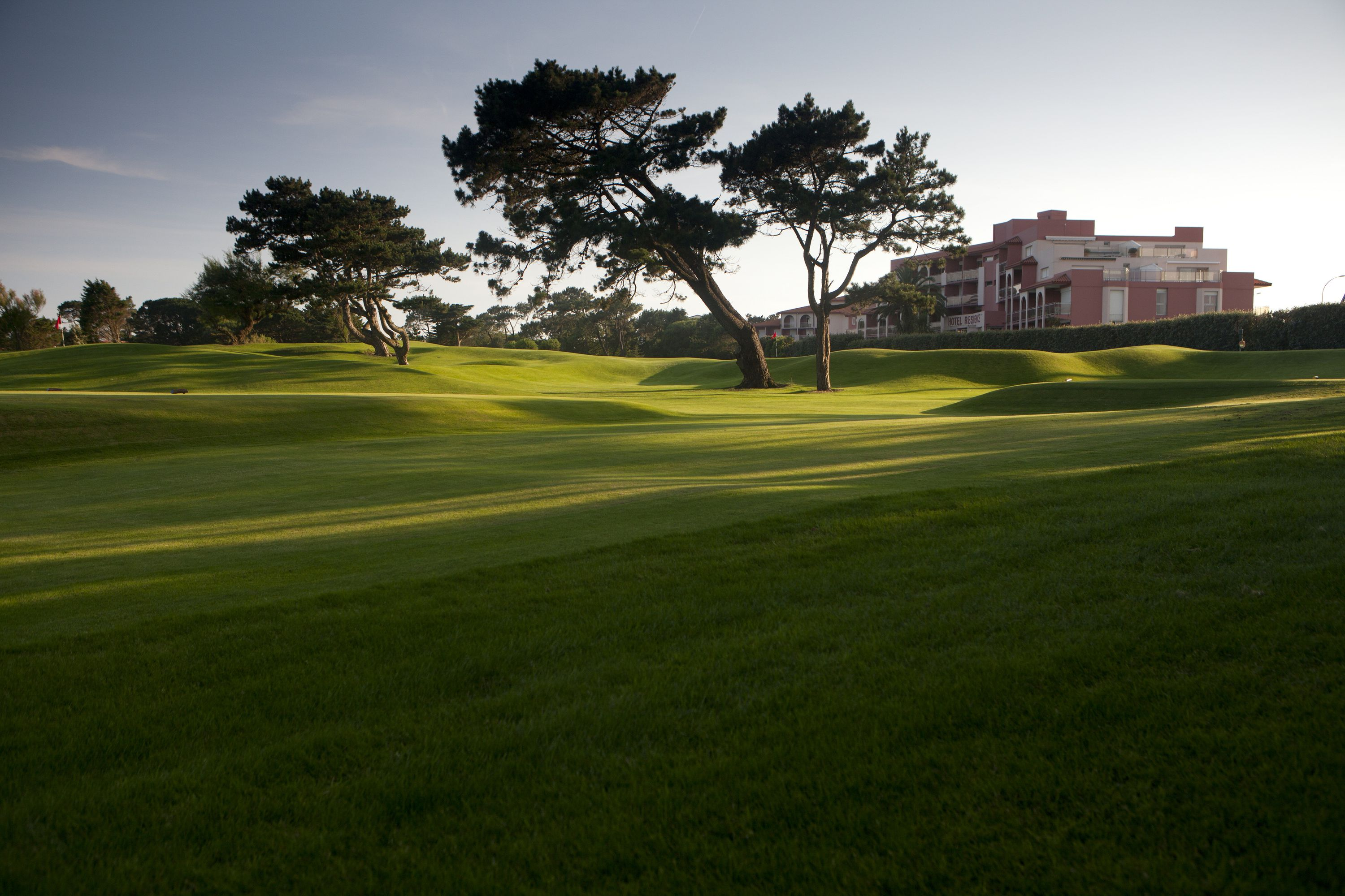 Golf De Biarritz Le Phare All Square Golf