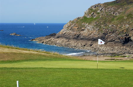 Overview of golf course named Dinard Golf