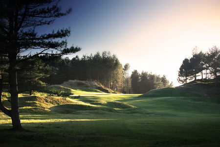 Overview of golf course named Formby Golf Club