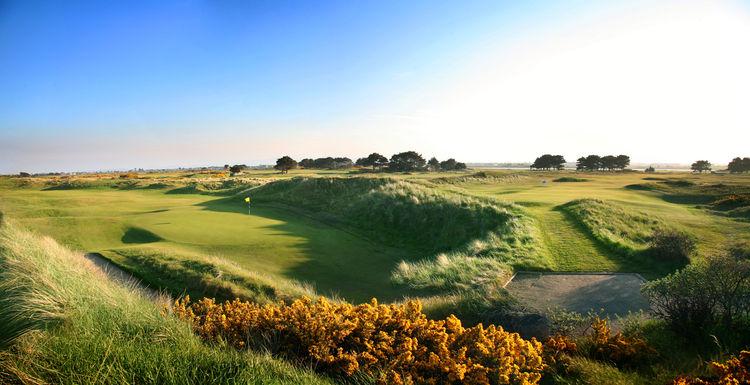 Portmarnock golf club cover picture