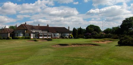 Overview of golf course named Moortown Golf Club