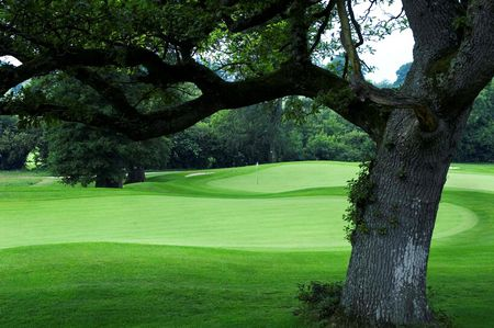 Rathsallagh golf club cover picture