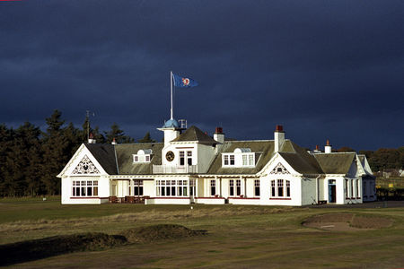 Panmure Golf Club Cover Picture