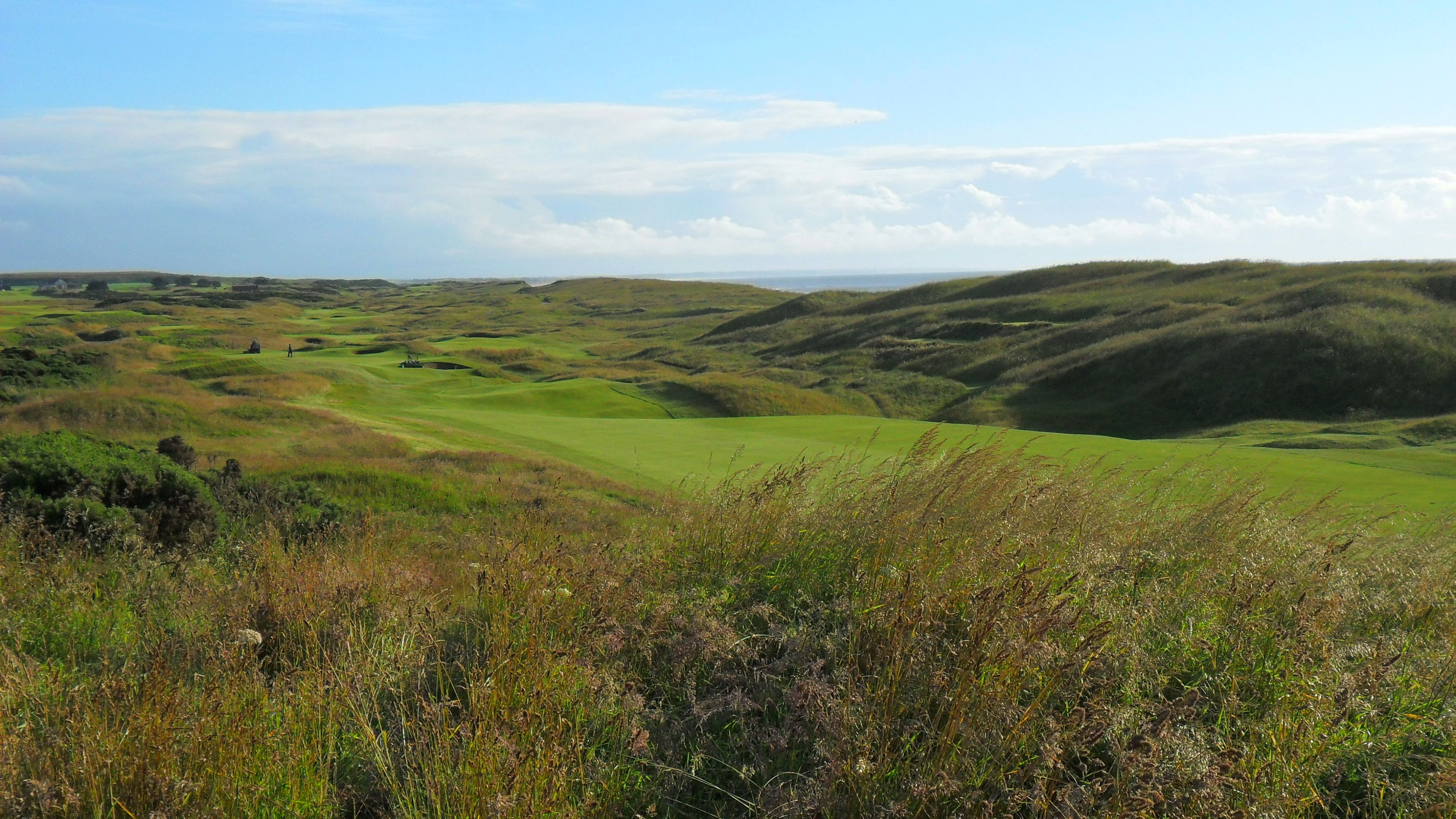 Royal aberdeen golf club cover picture