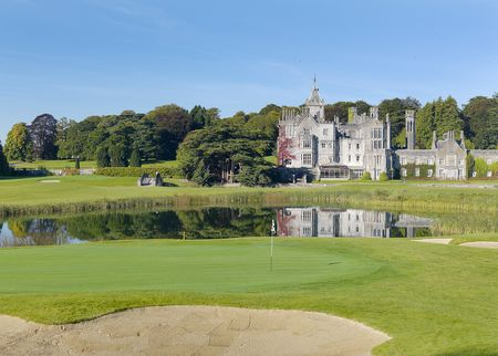 Overview of golf course named Adare Manor Hotel and Golf Resort