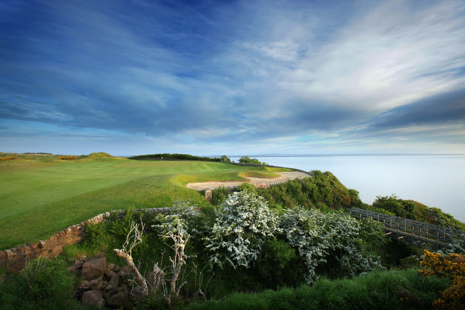 Overview of golf course named Fairmont Saint Andrews - The Torrance Course