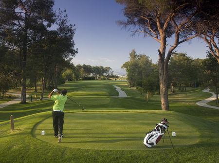 Gloria golf club cover picture