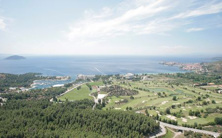 Porto Carras Golf Club Cover Picture