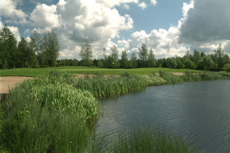 Overview of golf course named Damme Golf and Country Club