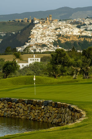 Overview of golf course named Arcos Gardens Golf Club and Country Estate