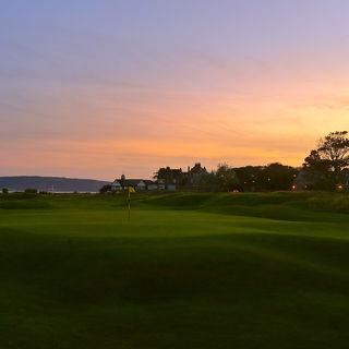 Royal dornoch golf club cover picture