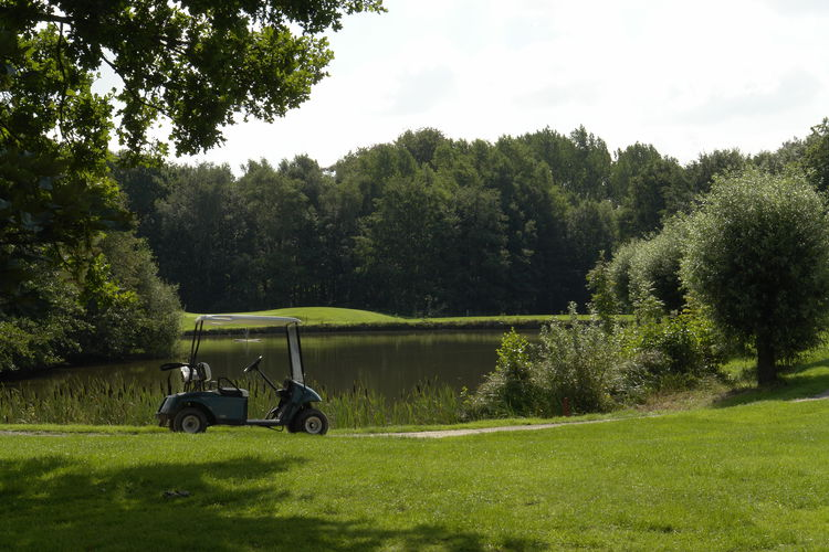 Cleydael golf and country club cover picture