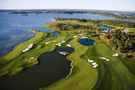 Bro Hof Slott Golf Club - The Stadium Course Cover Picture