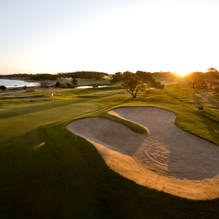 Visby golfklubb cover picture