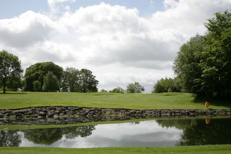 Overview of golf course named Tullamore Golf Club