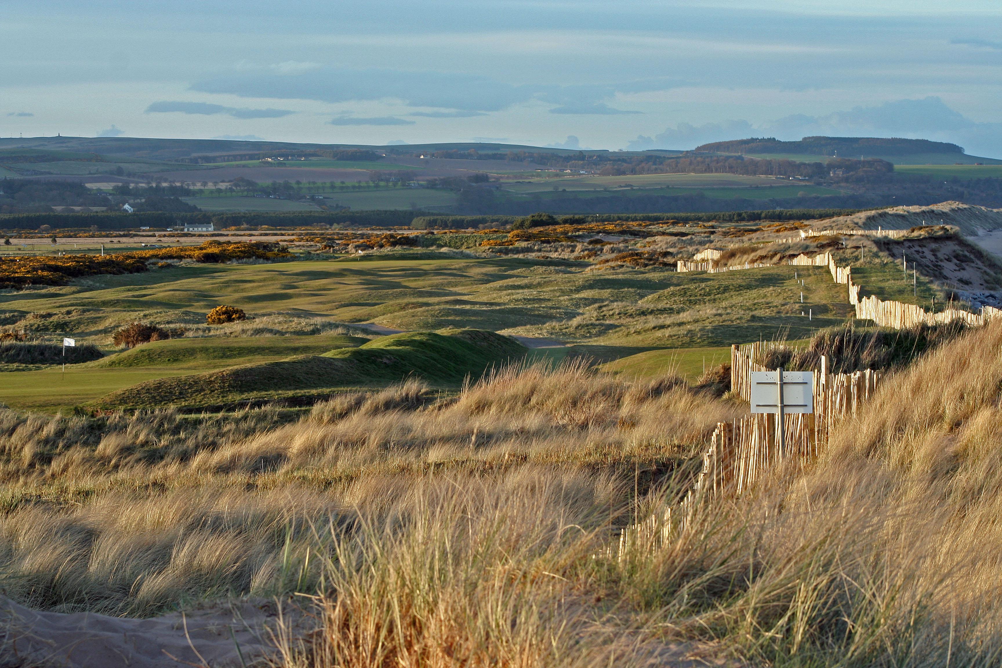 Cover of golf event named Montrose Golf Links ProAm