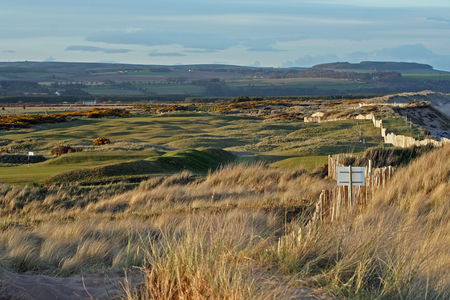 Montrose Golf Links Cover Picture
