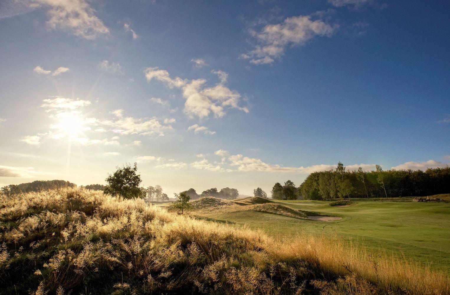 Vasatorps golfklubb cover picture