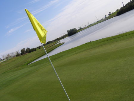 Overview of golf course named Club Zaudin Golf