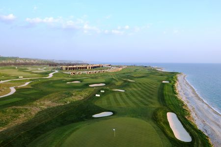 Overview of golf course named Verdura Golf and Spa Resort - West Course