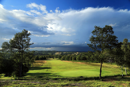 Overview of golf course named Royal Ashdown Forest Golf Club