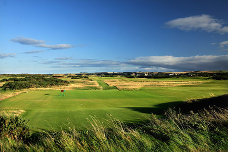 St Andrews - The Old Course Cover Picture