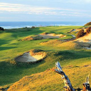 Bandon dunes golf resort cover picture