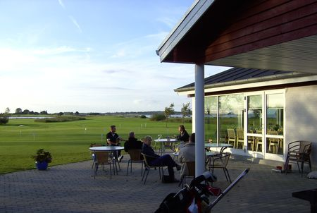 Overview of golf course named Holbaek Golf Club