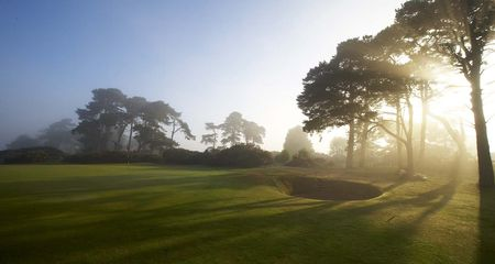 Overview of golf course named Ganton Golf Club
