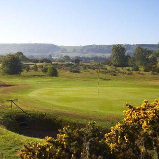 Ganton golf club cover picture