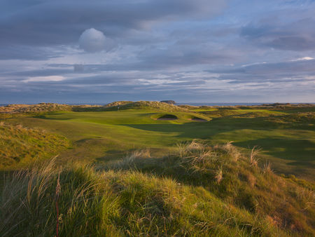 Overview of golf course named Ballyliffin Golf Club - Glashedy Links