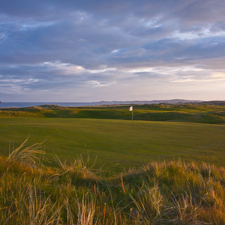 Ballyliffin golf club cover picture