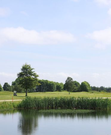 Letterkenny Golf Club Cover Picture