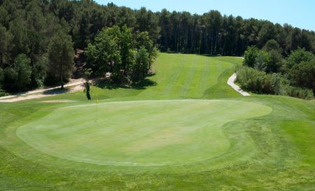 Overview of golf course named Golf Sant Joan
