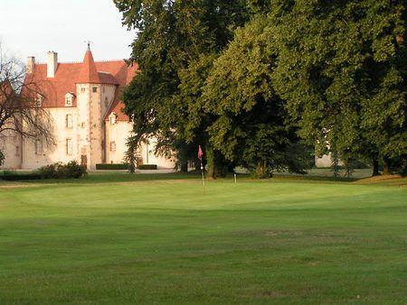 Golf Club Du Val de Cher Cover