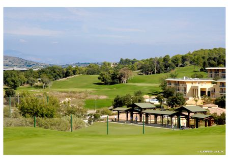 Le Provencal Golf Cover Picture