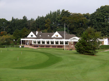 Cowglen Golf Club Cover