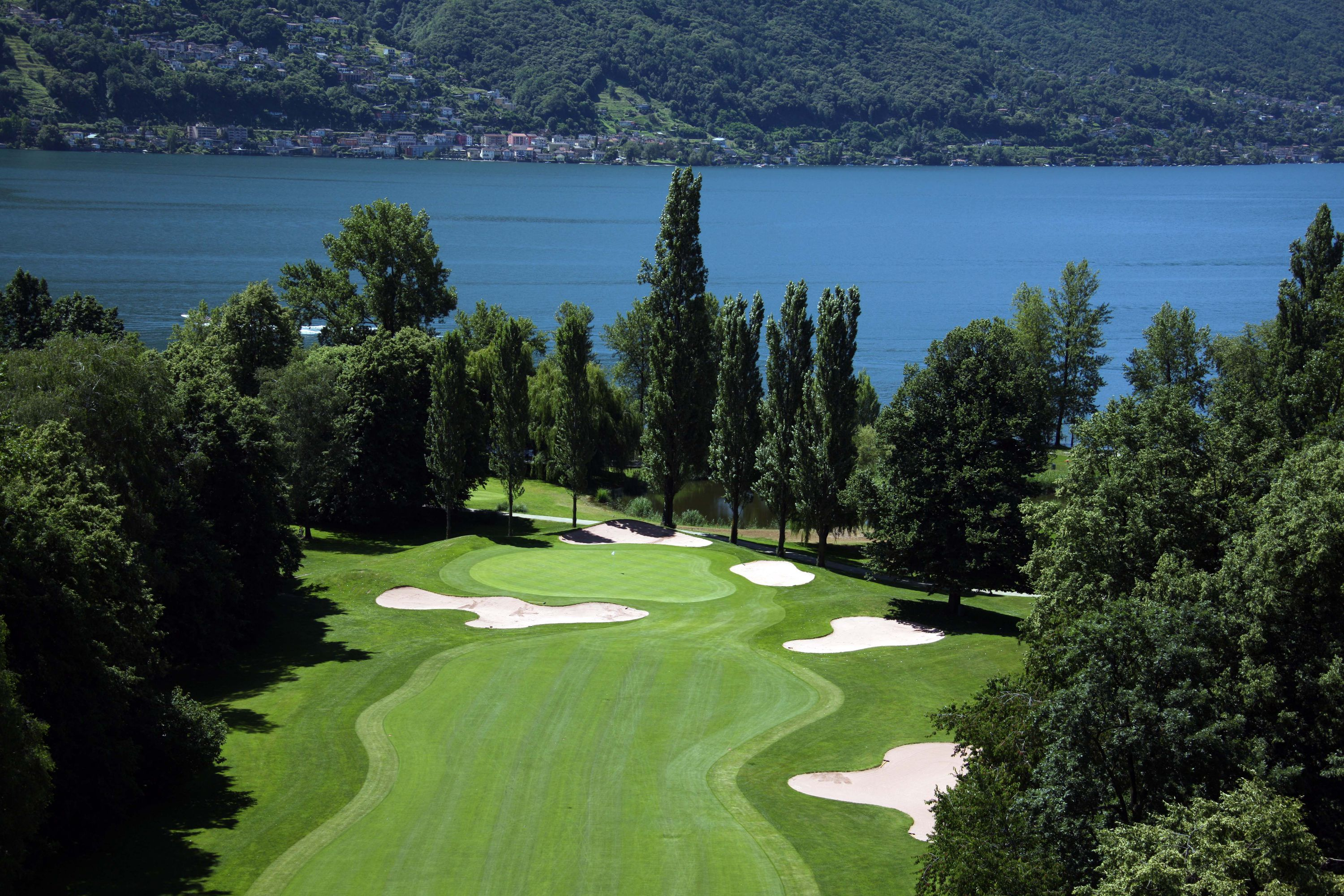 Golf club patriziale ascona cover picture