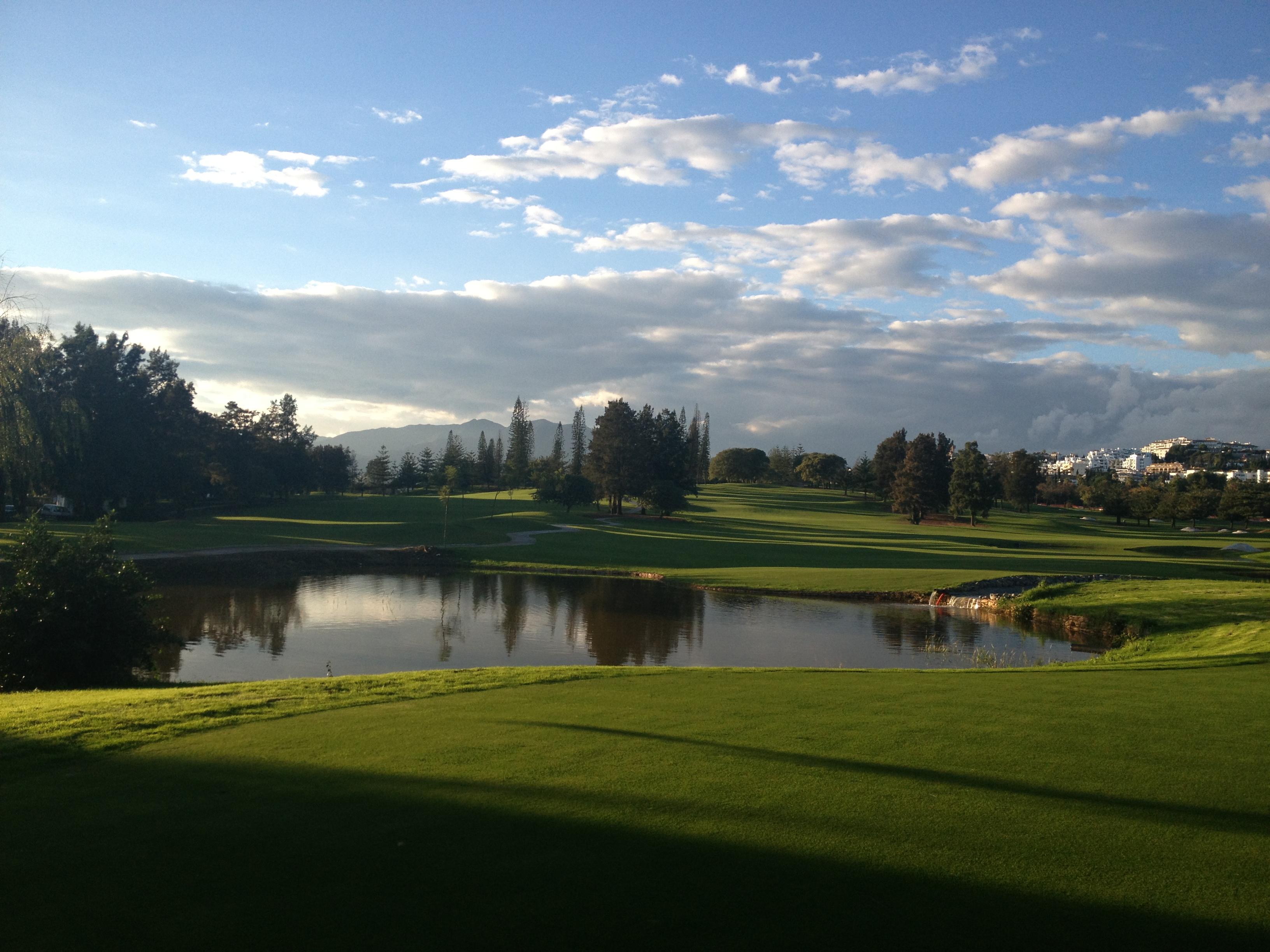 Overview of golf course named Mijas Golf Internacional