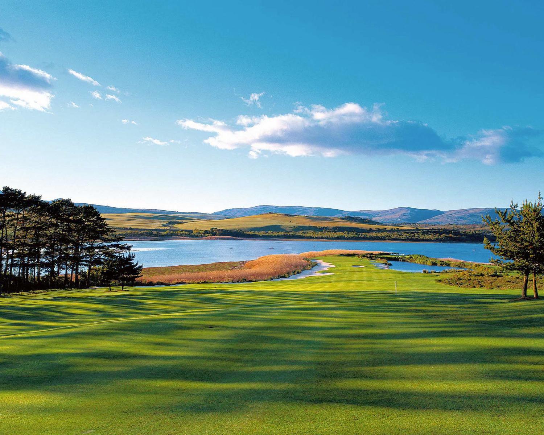Arabella golf club cover picture