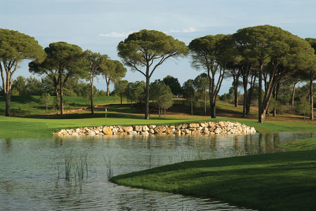 Overview of golf course named Cornelia Golf Club