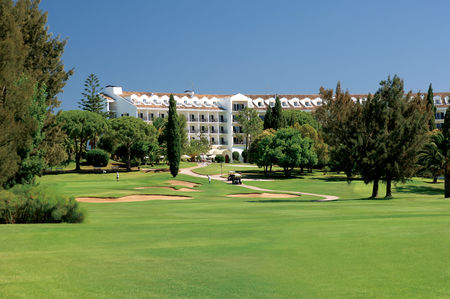 Overview of golf course named Penina Hotel and Golf Resort - The Henry Cotton Championship Course