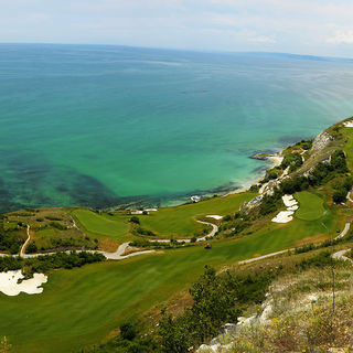 Thracian cliffs golf and beach resort cover picture