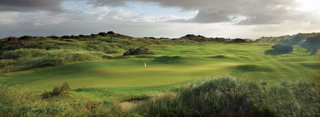 Overview of golf course named St Francis Links