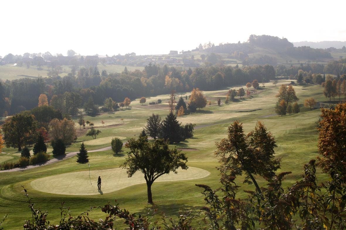 Cover of golf event named Trophé de Golf des Entreprises