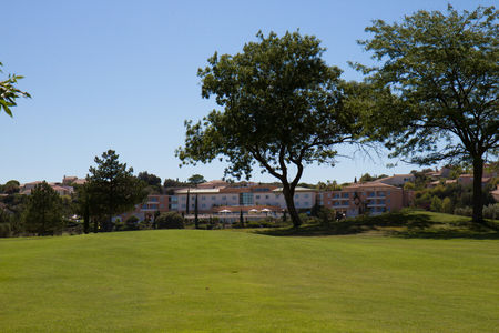 Overview of golf course named Golf de Fontcaude