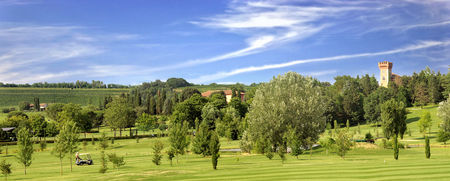 Overview of golf course named Golf and Country Club Castello Di Spessa